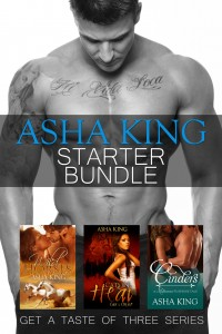 Asha King Starter Bundle